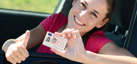 driving school license