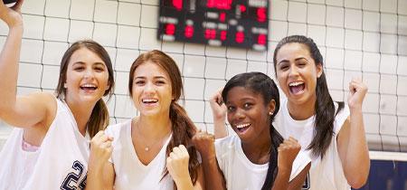 pallavolo femminile squadra