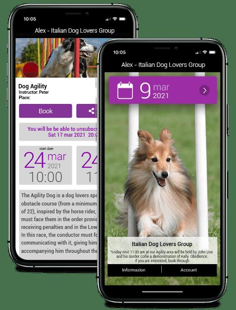 BookyWay per dogs