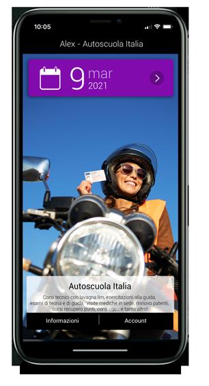 autoscuola motoscuola moto