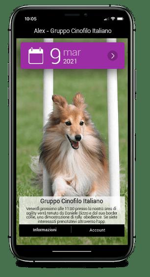 Sfondi personalizzati per cani da difesa