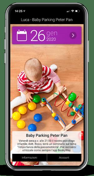 Sfondi personalizzati Babyparking